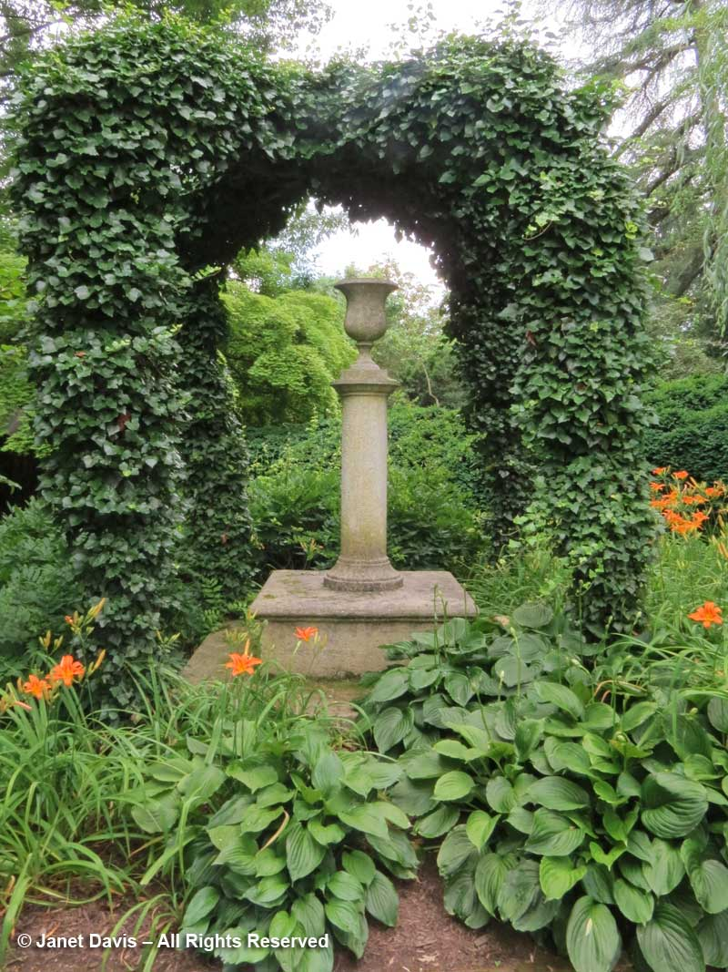 Terrior Column-Dumbarton Oaks