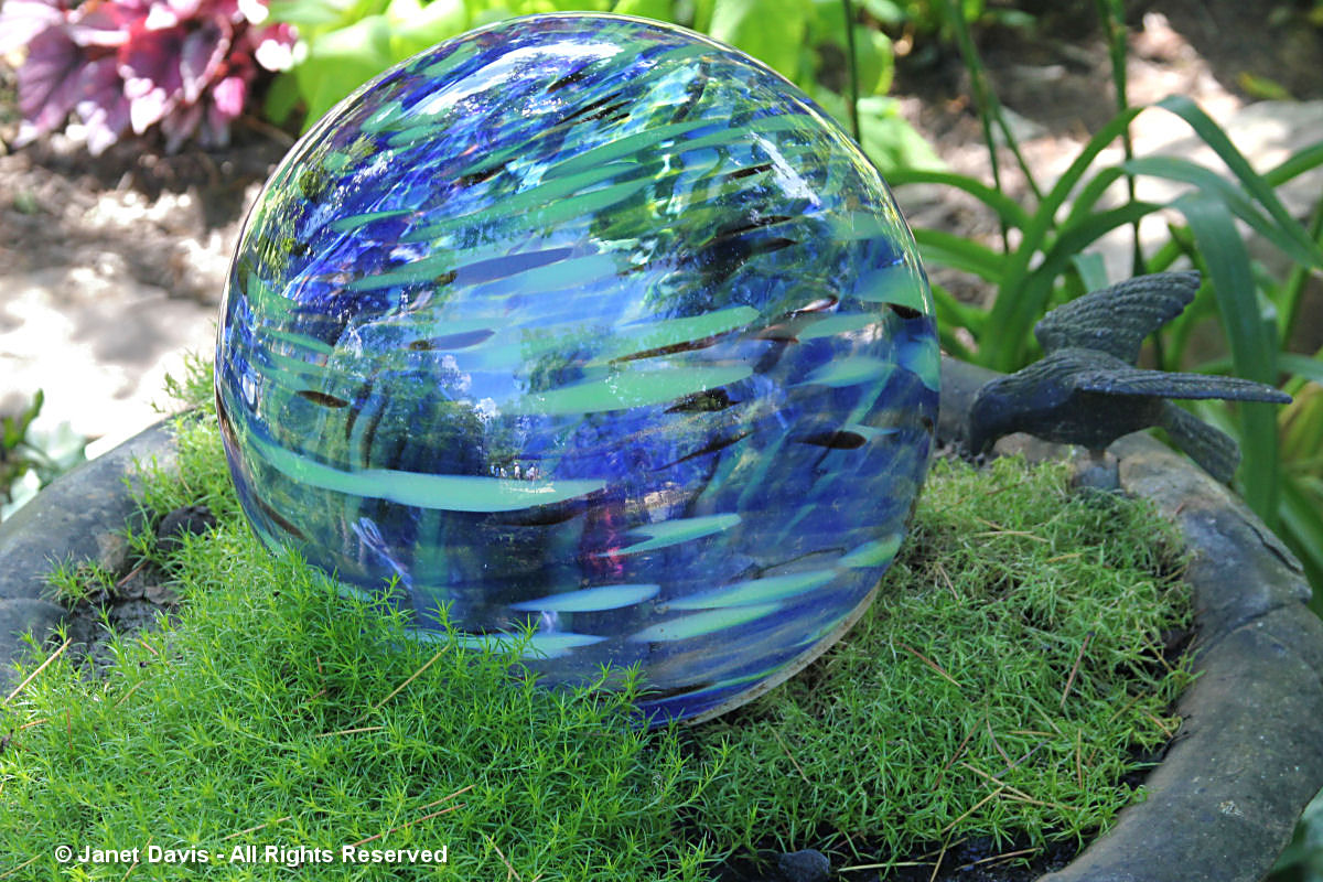 Blown glass-Linda Hostetler