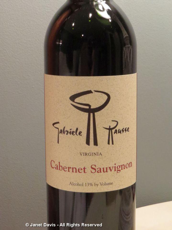 Gabriele Rause Wine-Monticello Gift Shop