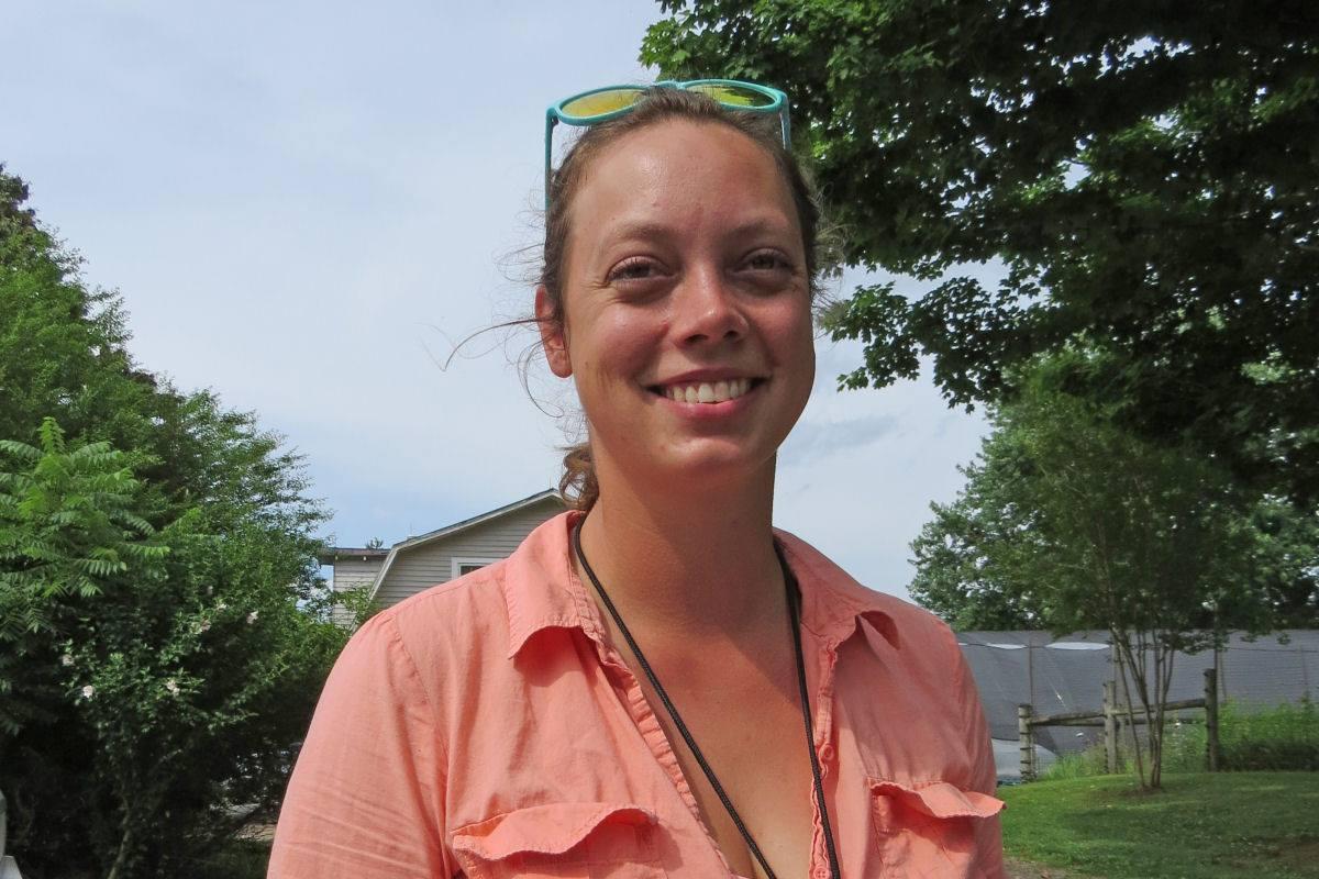 Jessica Bryars-Monticello Center for Historic Plants