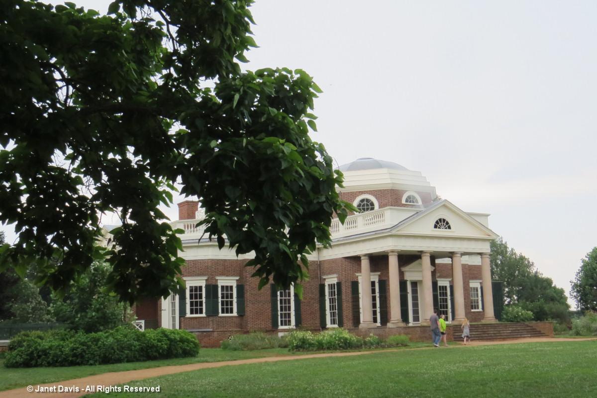 Monticello-house