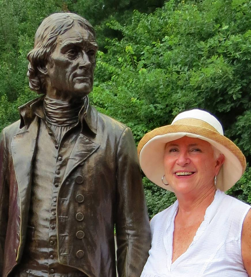 Thomas Jefferson & Janet