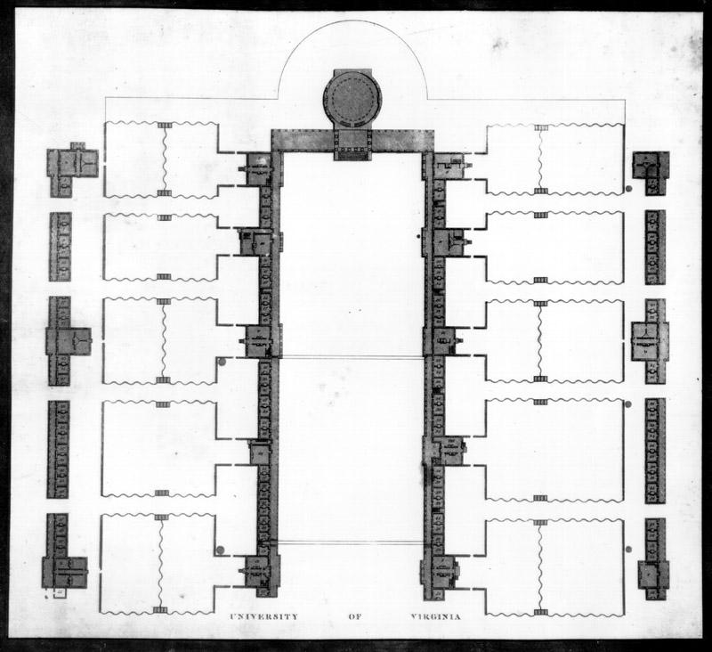 University of Virginia Maverick Engraving