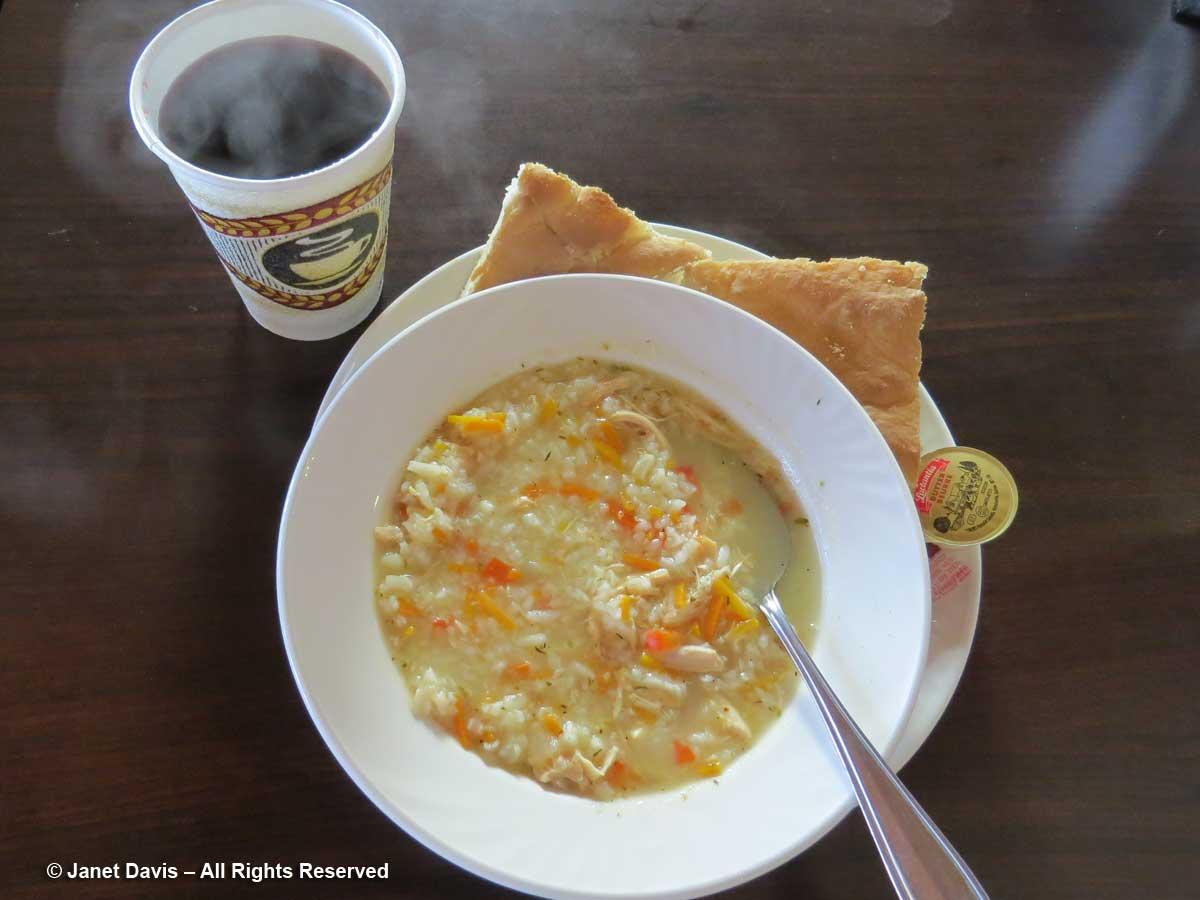 Soup-&-Saskatoonberry-tea