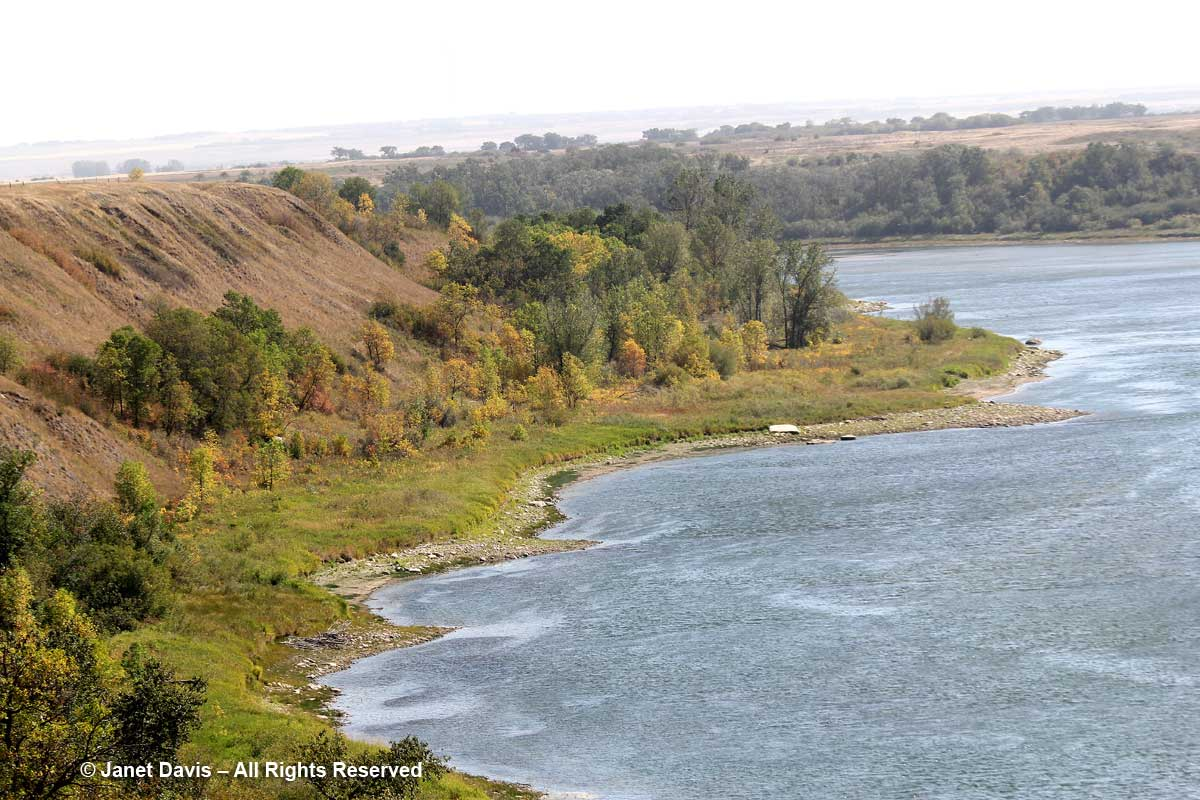 South Saskatchewan-River-Bluffs-Wanuskewin