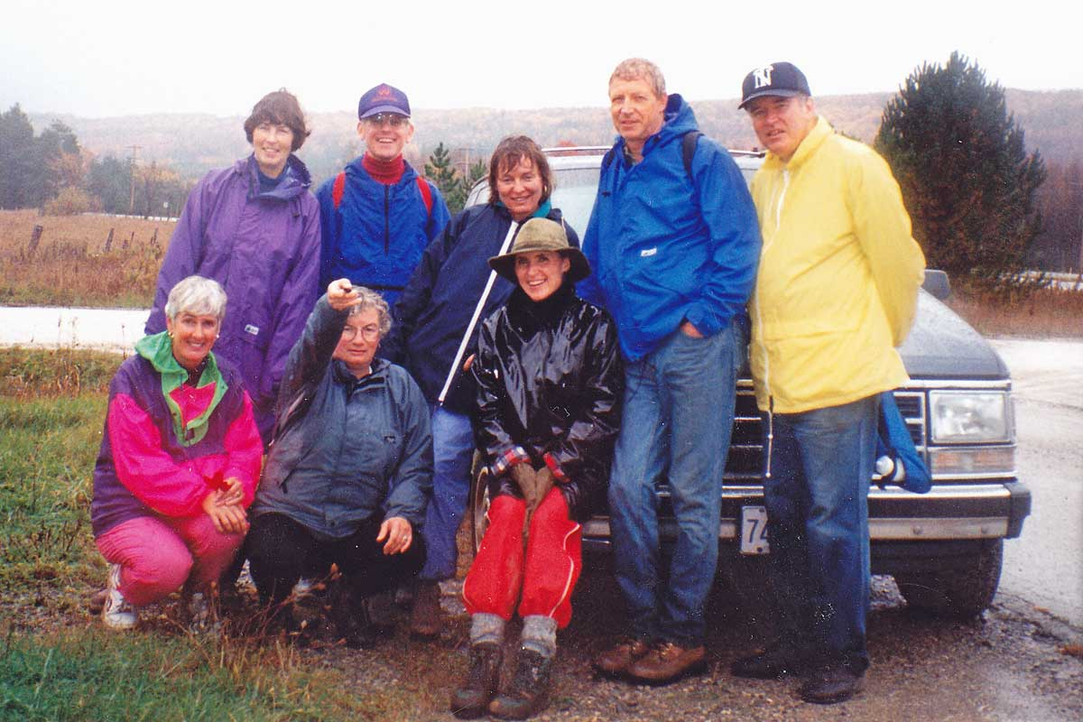 1993-Beaver Valley-hikers