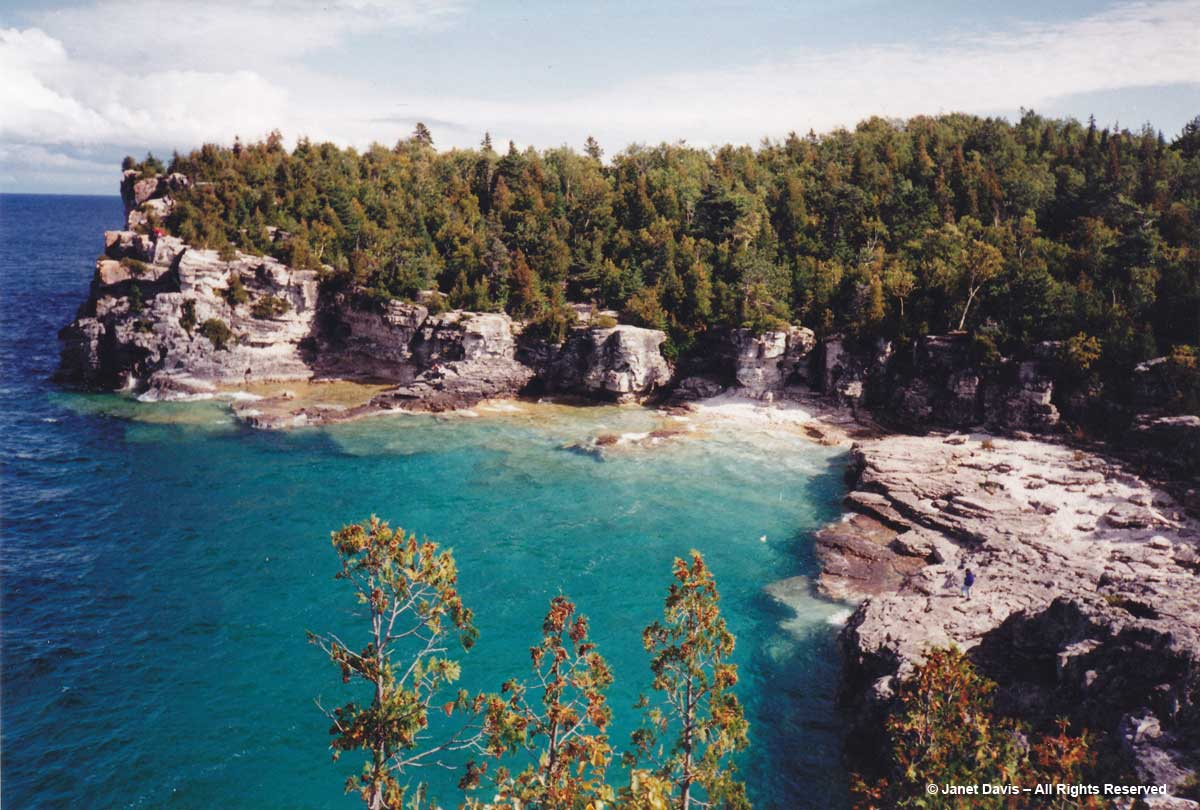 1994-Lion's Head Provincial Park