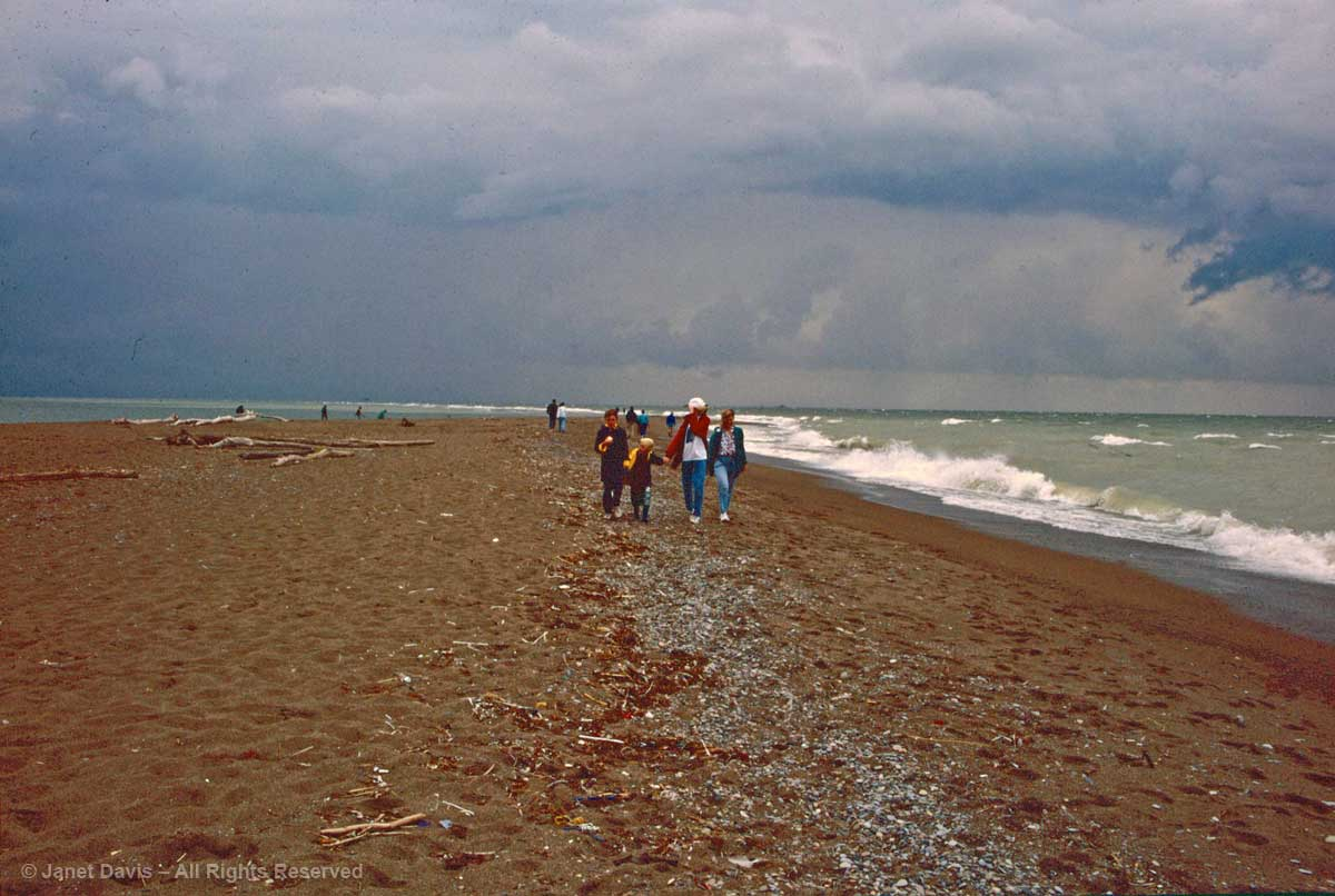 1996-Point Pelee-Hiking