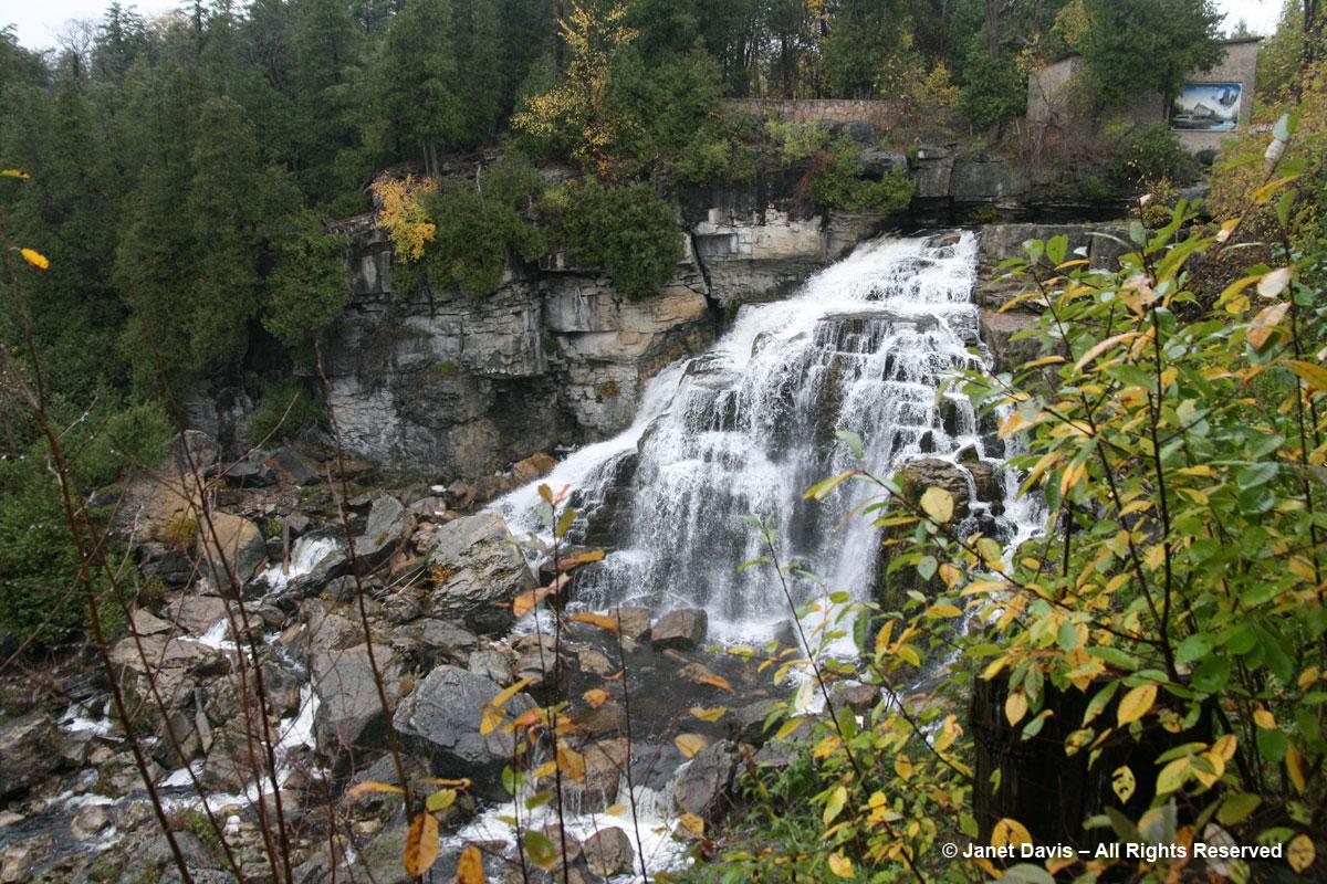2007-Inglis Falls-Bruce Trail