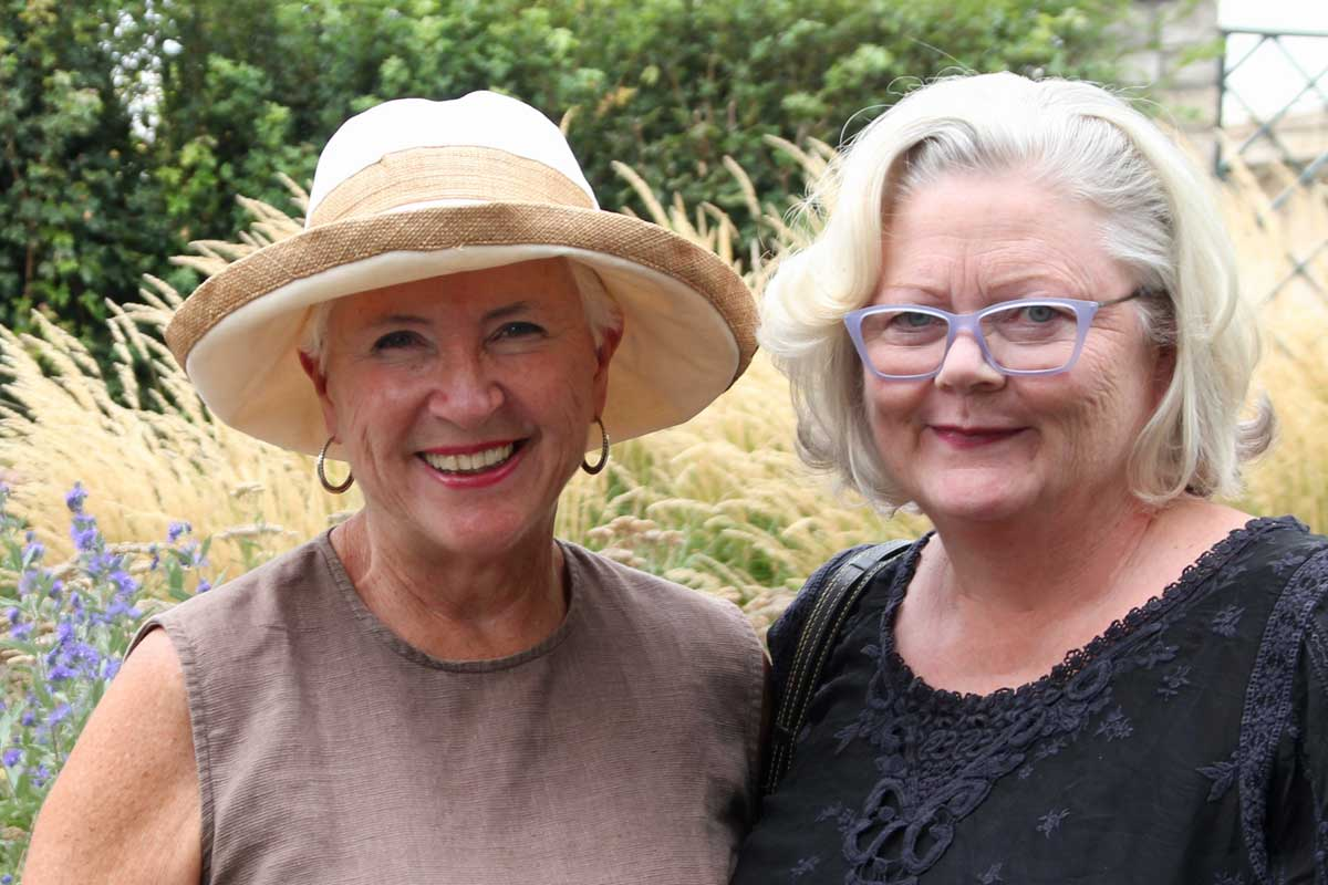 Janet Davis & Mary-Ann Newcomer (2)