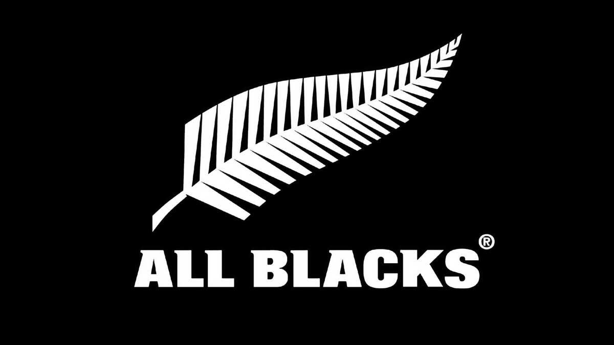All Blacks-Silver Fern logo