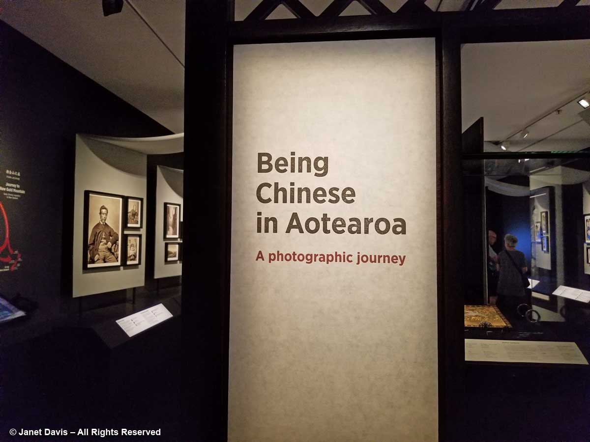 Auckland Museum-Being Chinese in Aotearoa