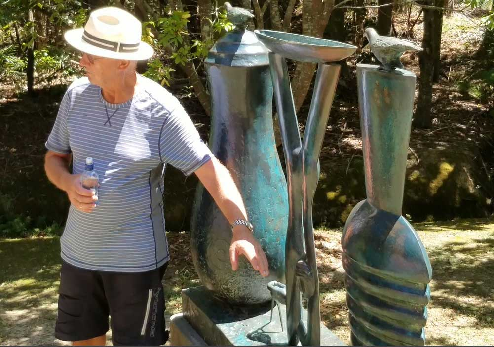 Between Two Islands-Paul Dibble-Connells Bay Sculpture Park