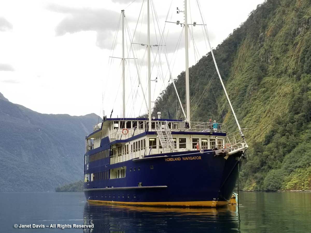 Fiordland Navigator-Doubtful Sound