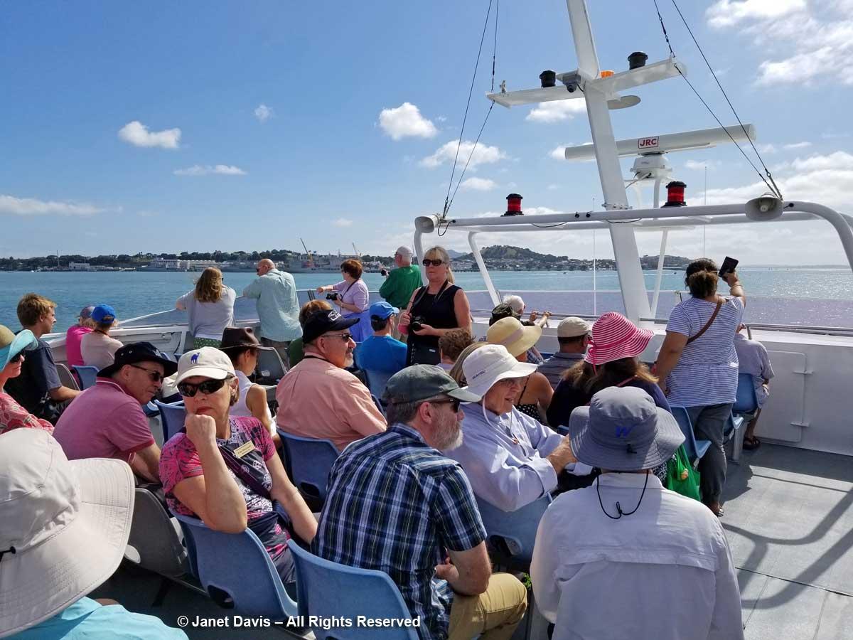 Waiheke-Ferry