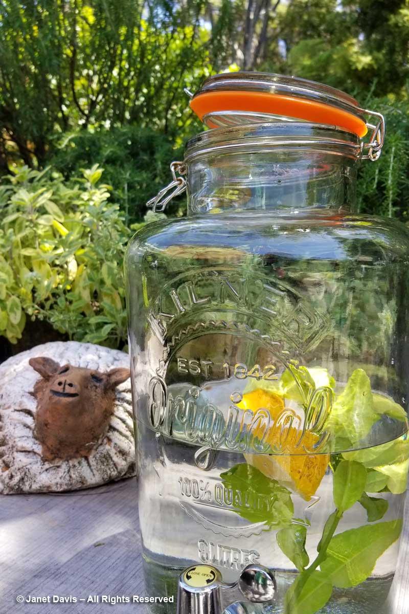 Water jug-Omaio