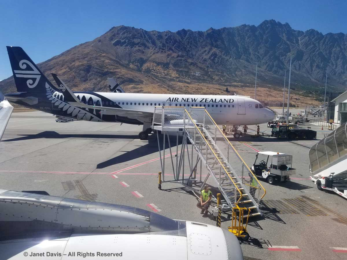 Airport-Queenstown
