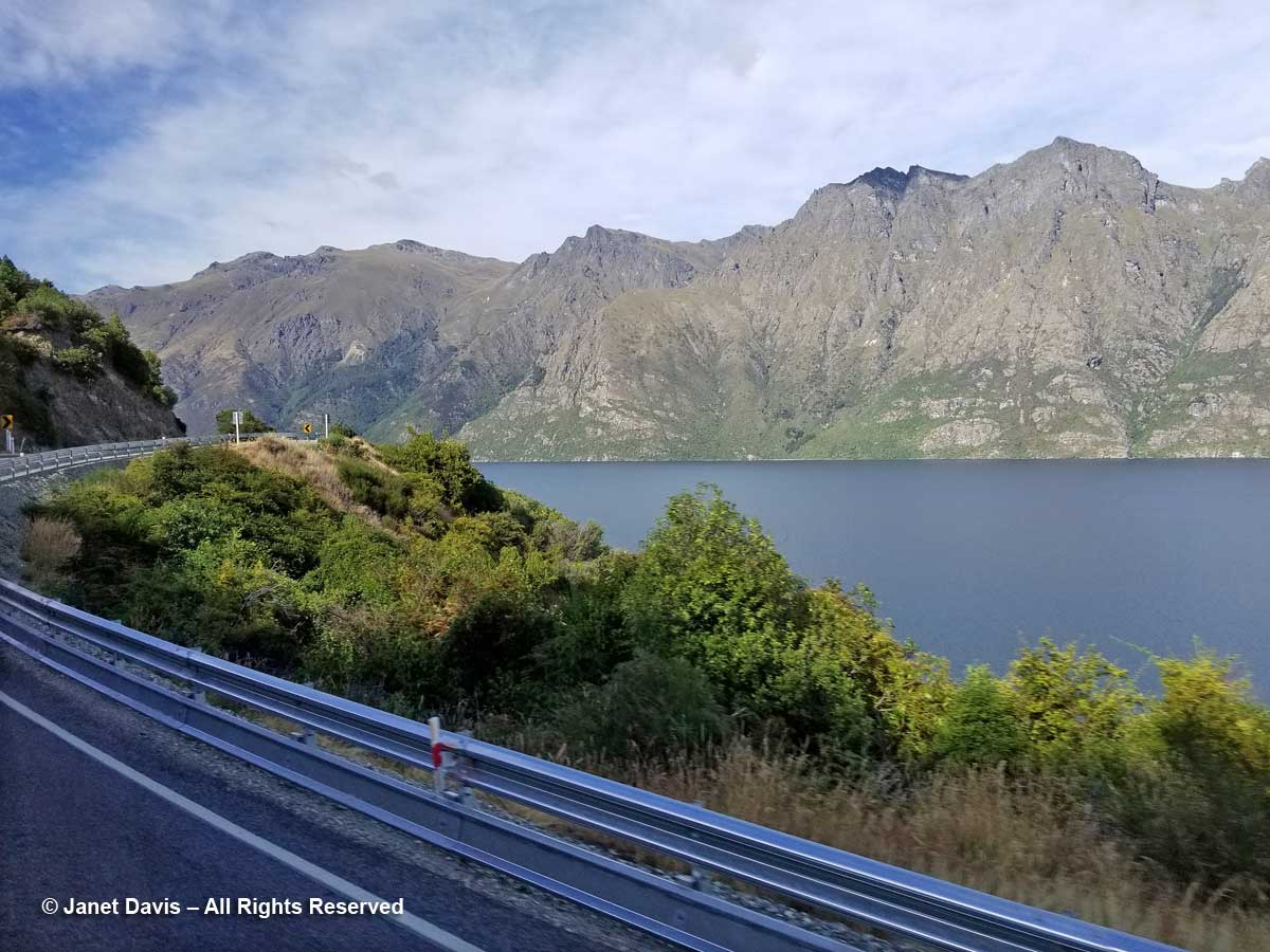 Highway 6-Otago-Lake Wakatipu