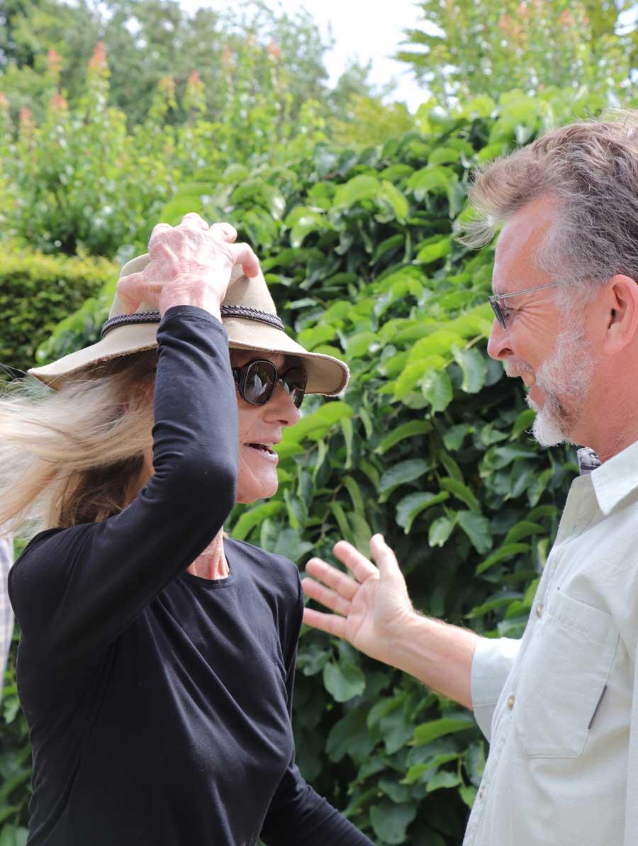 Janet Blair & Richard Lyon-Queenstown