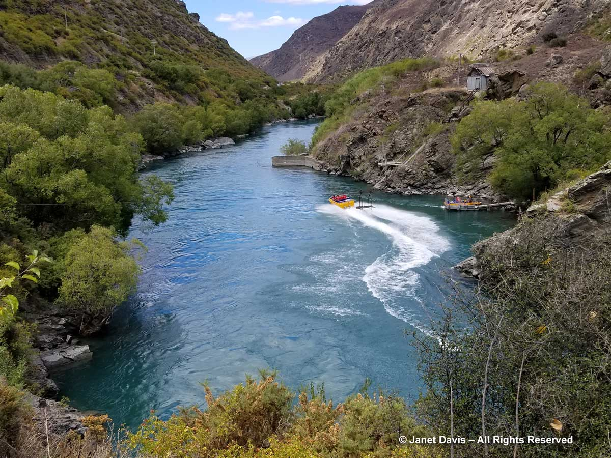 Jet Boats-Goldfields-Kawarau Gorge