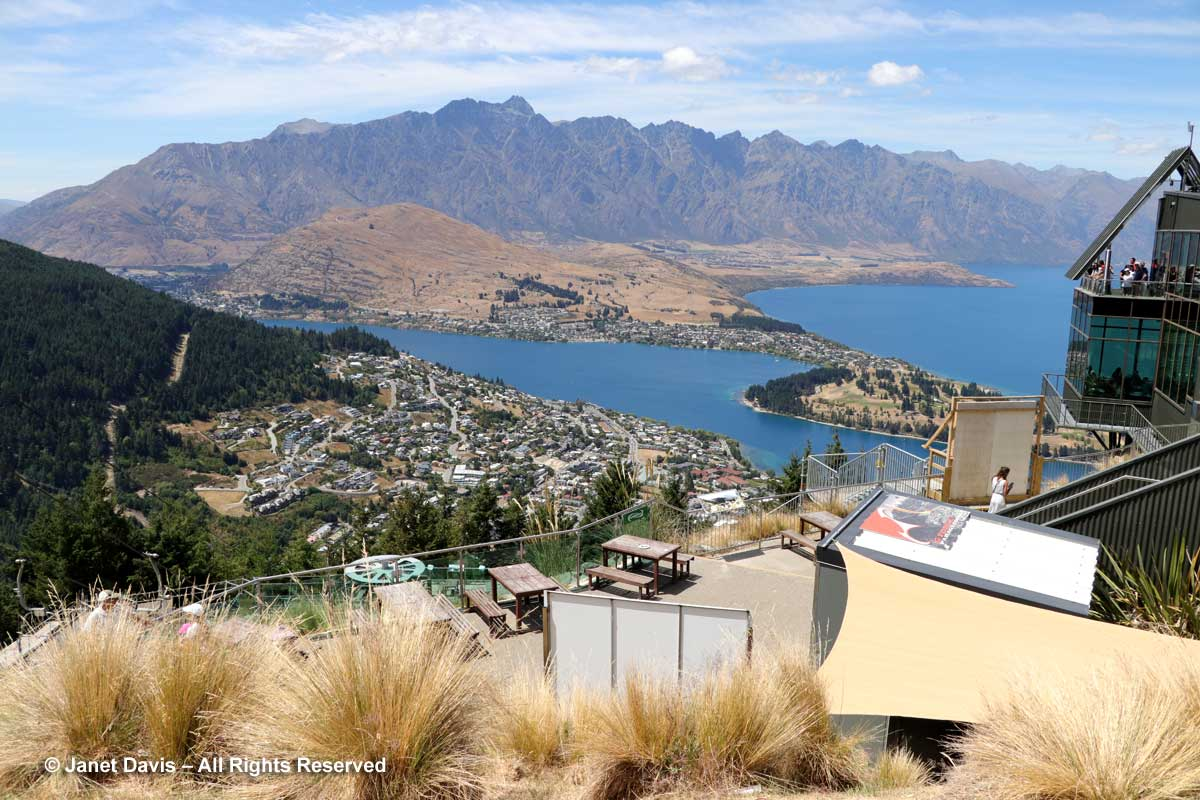 Skyline Gondola-Terminus-Queenstown